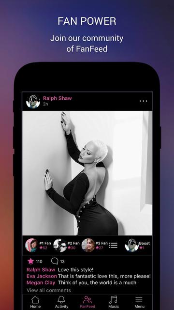 Amber Rose Official screenshot 3