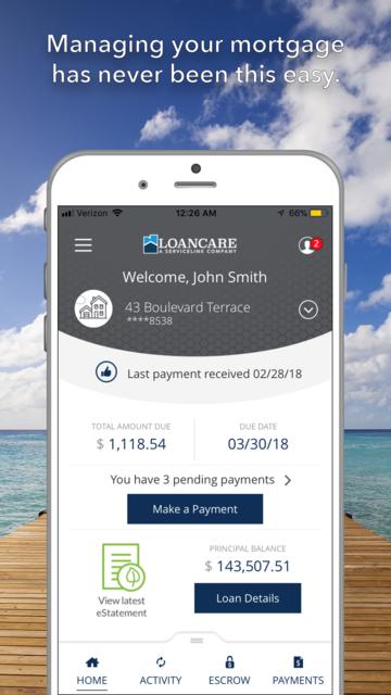 MyLoanCare Mobile screenshot 7