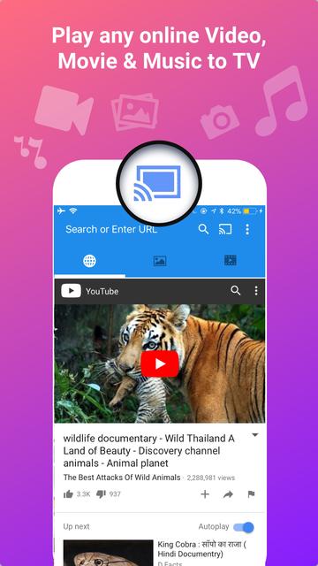 About: Video Web Caster | TV Cast Pro (iOS App Store version