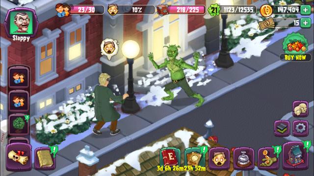 Goosebumps Horror Town screenshot 7