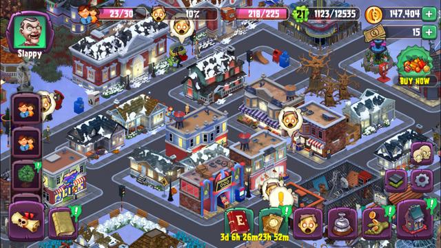 Goosebumps Horror Town screenshot 8