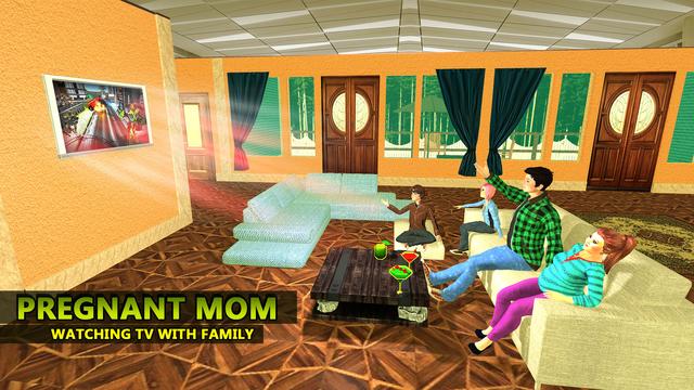 Pregnant Mommy Virtual Reality screenshot 1