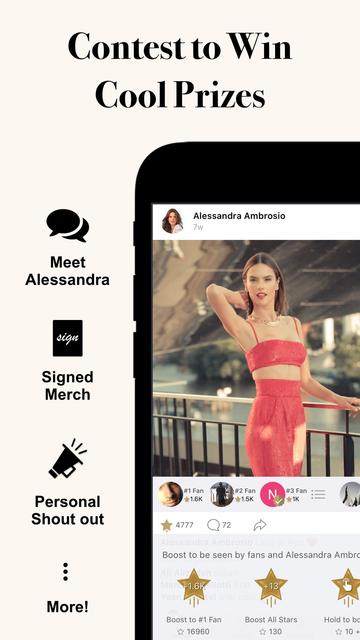 Alessandra Ambrosio screenshot 3