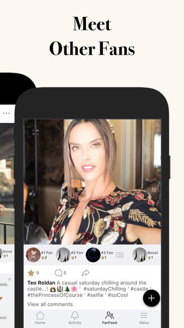 Alessandra Ambrosio screenshot 4