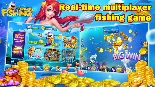 Fishing Online 3D screenshot 1