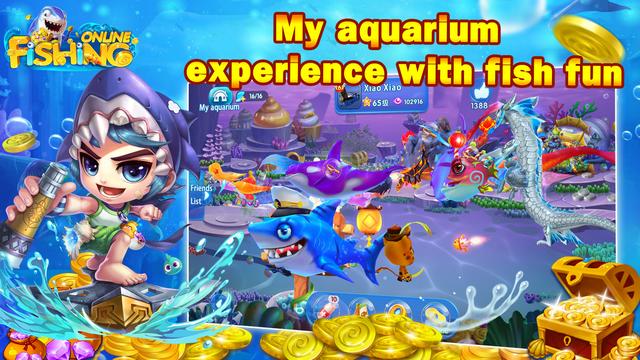 Fishing Online 3D screenshot 5