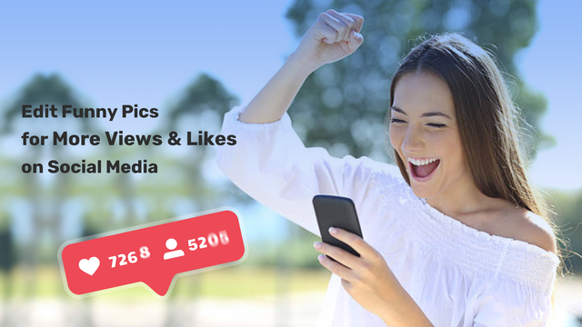 Boost 1000 Likes for Fun Pics screenshot 1