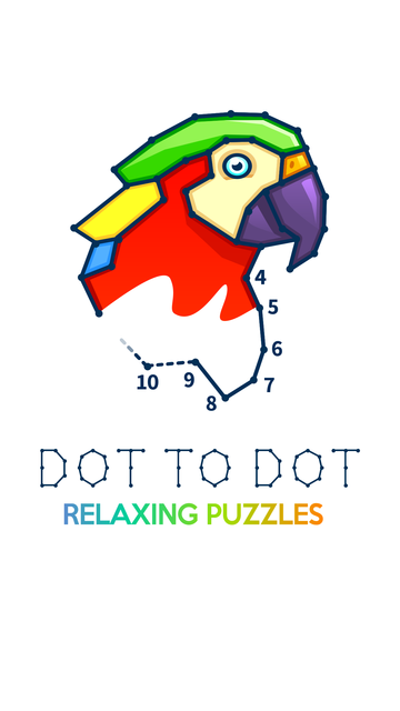 Dot to Dot - Relaxing Puzzles screenshot 10