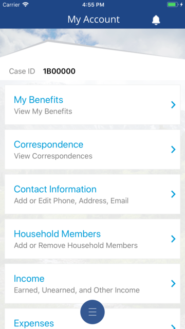 MyCOBenefits screenshot 6