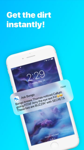 Ask Bongo screenshot 3
