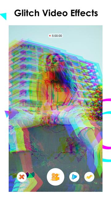 MAGE - Musically Video FX screenshot 1