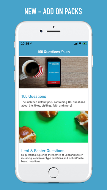 100 Questions - Youth screenshot 3