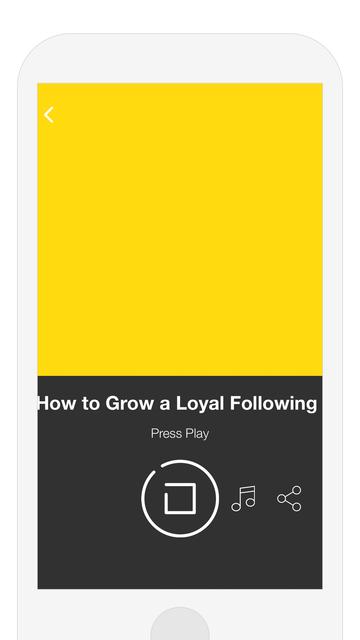 ListenPlay - Social Advice screenshot 3