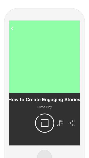 ListenPlay - Social Advice screenshot 5