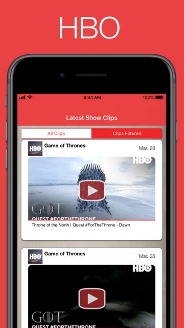 Binge Guide: TV Show Tracker screenshot 5
