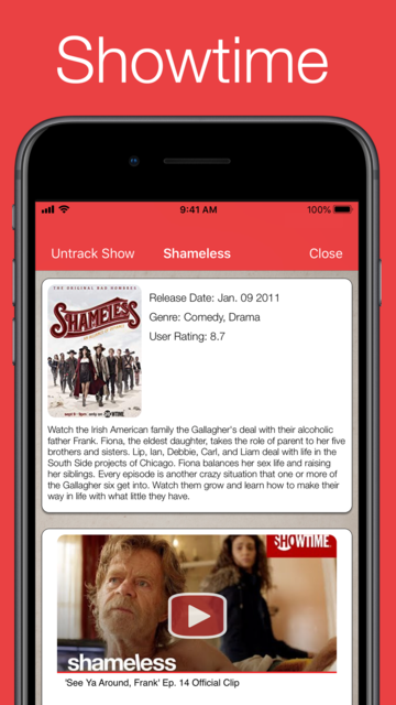 Binge Guide: TV Show Tracker screenshot 6