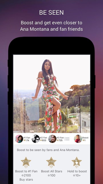 Ana Montana Official screenshot 1