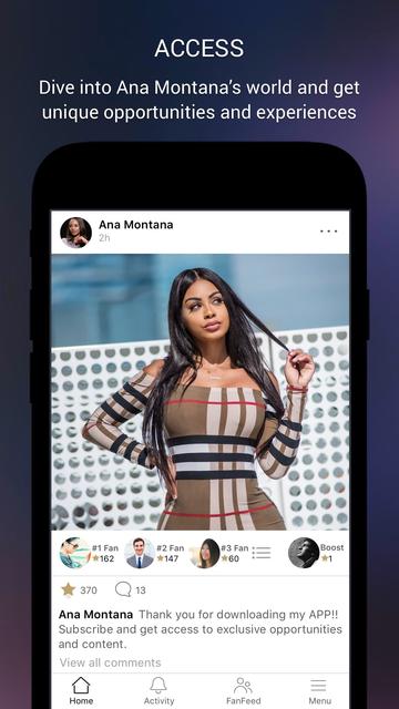 Ana Montana Official screenshot 2