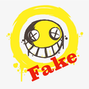 Icon for fake text notification message
