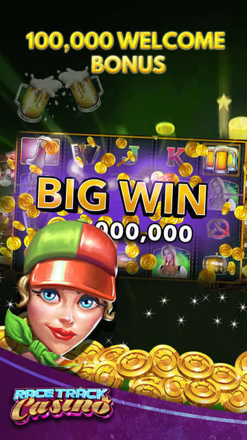 Racetrack Slots: Horse Casino screenshot 2