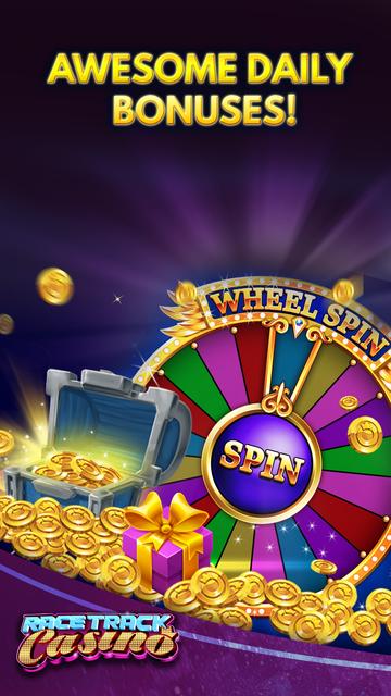 Racetrack Slots: Horse Casino screenshot 5