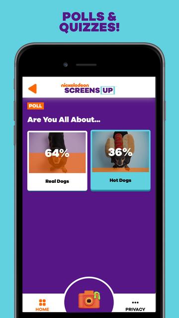 SCREENS UP by Nickelodeon screenshot 5