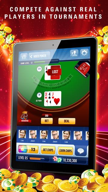 CasinoStars Video Slots Games screenshot 2