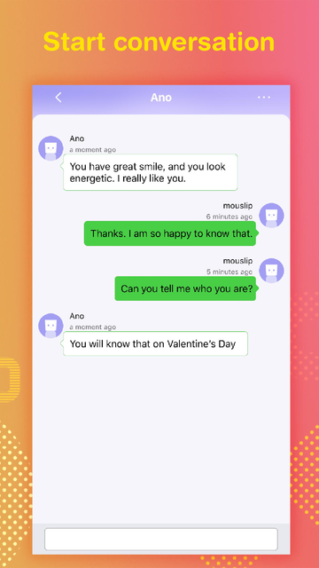 Mouslip - anonymous feedbacks screenshot 3