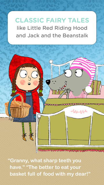 HOMER Stories: Kids Library screenshot 3