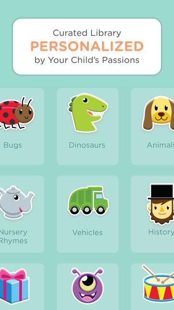 HOMER Stories: Kids Library screenshot 5