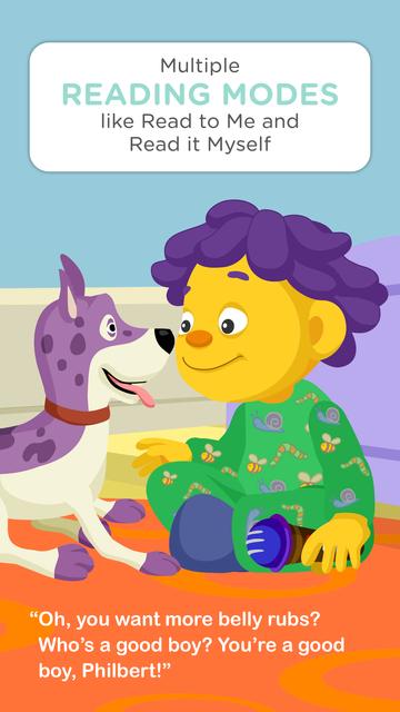 HOMER Stories: Kids Library screenshot 6