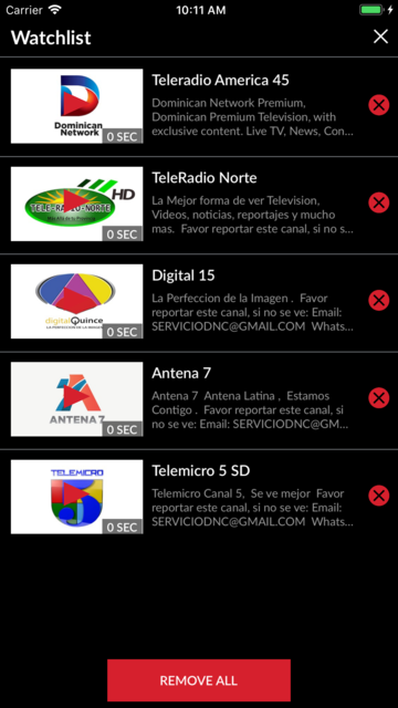Dominican Networks screenshot 3