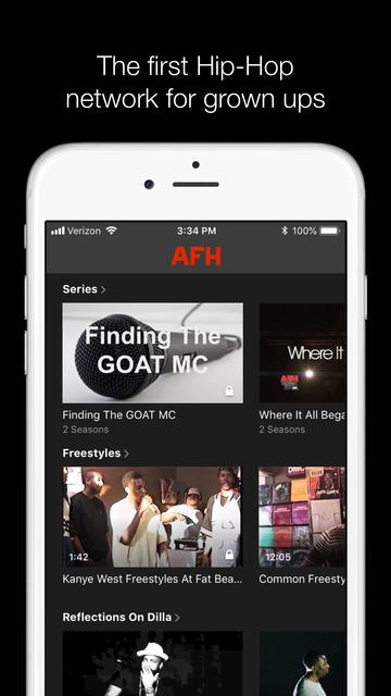 AFH TV screenshot 2
