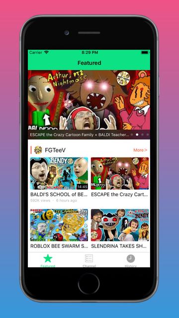 FGTeev - Gaming Videos screenshot 1