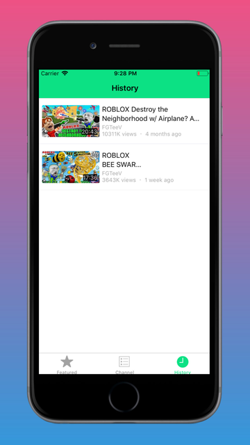 FGTeev - Gaming Videos screenshot 7