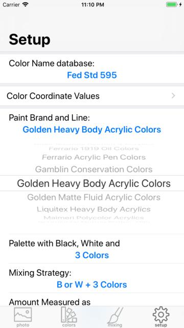Real Paint mixing tools screenshot 11