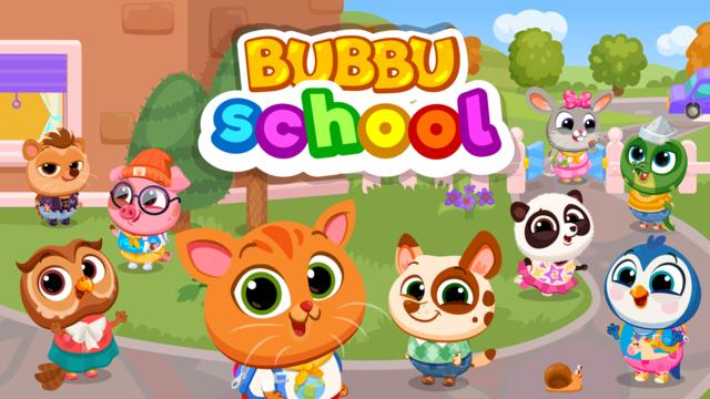 Bubbu School - My Cute Pets screenshot 9
