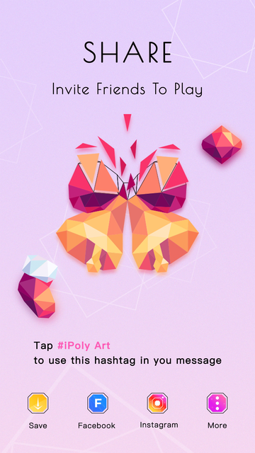 iPoly Art - Jigsaw Puzzle Game screenshot 5