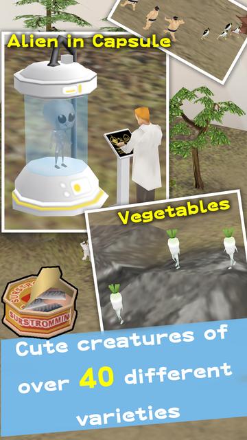 Weird Aquarium screenshot 8