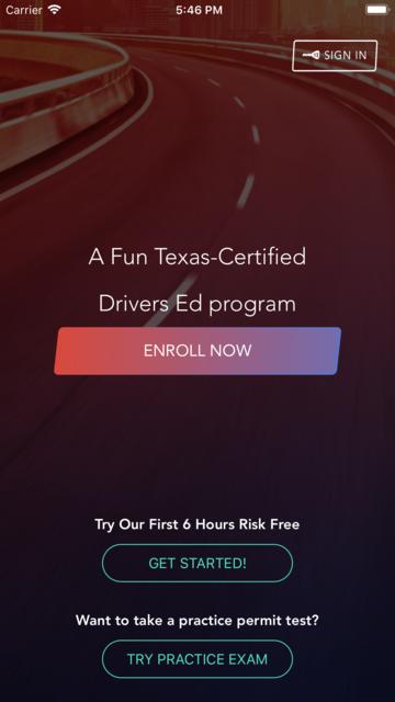 Texas Drivers Ed screenshot 13