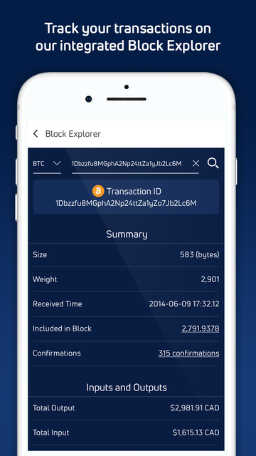 Jaxx Liberty Blockchain Wallet screenshot 51