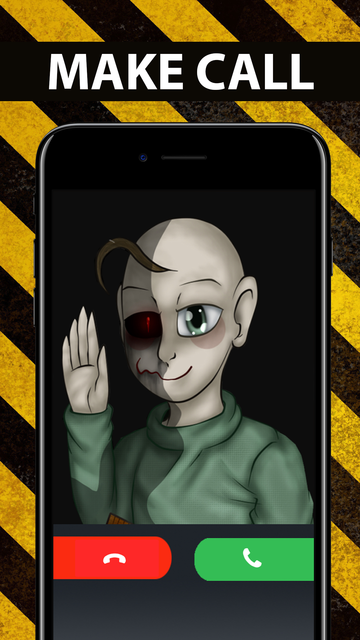 Calling Baldis - Basic Game screenshot 3