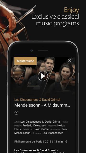 Stingray Classica screenshot 4