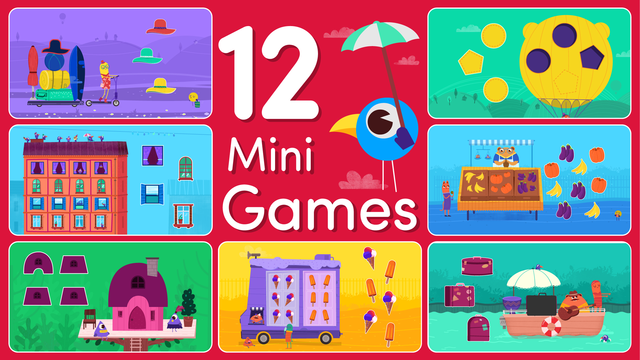 Games for kids toddlers babies screenshot 8