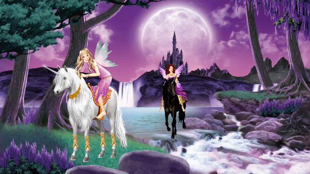 Mermaids, elves and unicorns screenshot 4