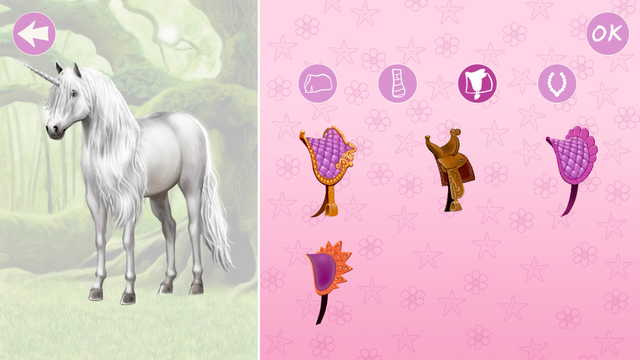Mermaids, elves and unicorns screenshot 7