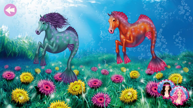 Mermaids, elves and unicorns screenshot 8