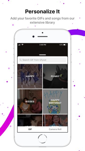 Lasso – short, fun videos screenshot 3