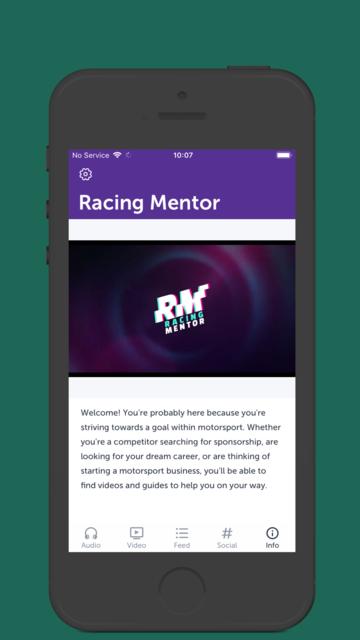 Racing Mentor screenshot 4