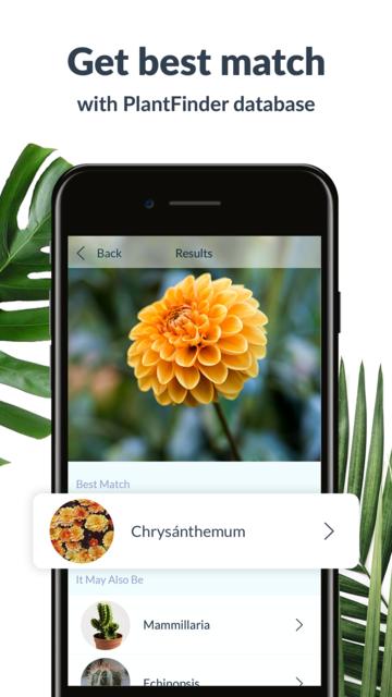 PlantFinder - Plant Identifier screenshot 2